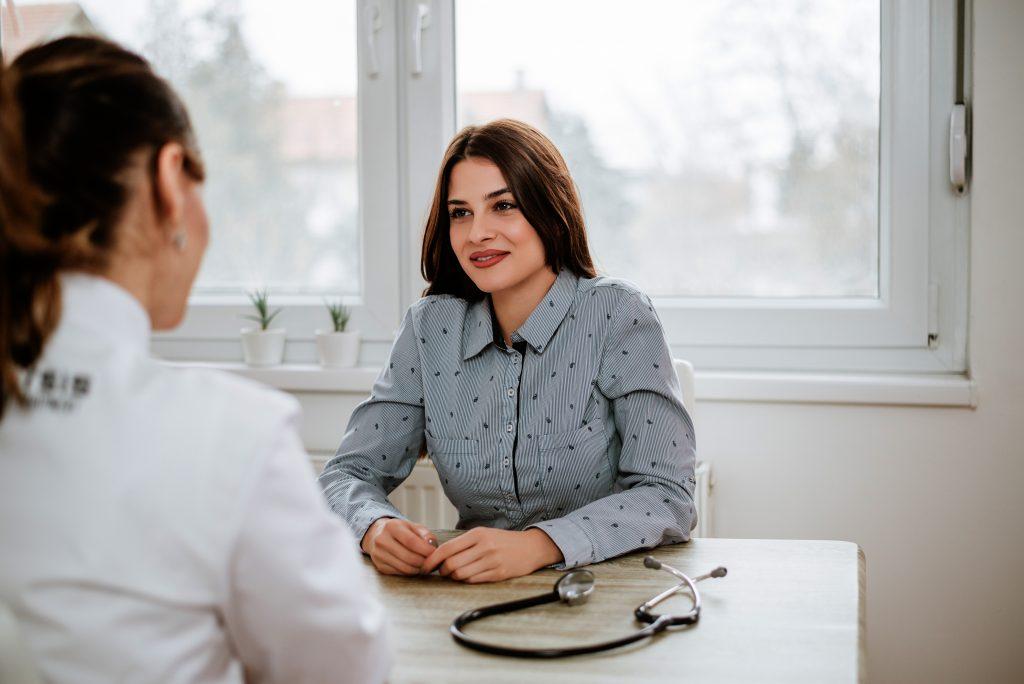 Επίσκεψη σε γυναικολόγο