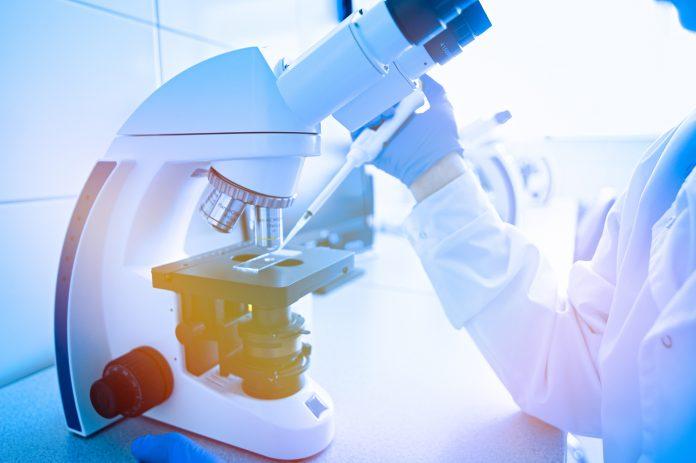 Κυτταρολογική εξέταση με μικροσκόπιο