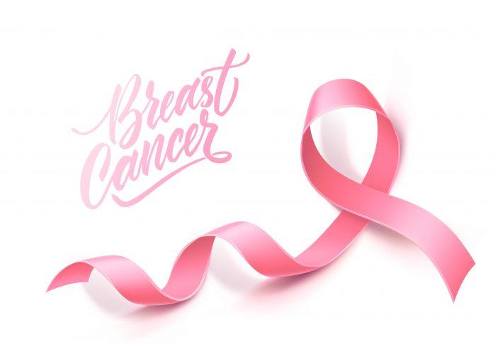 Ροζ κορδέλα για τον καρκίνο του μαστού