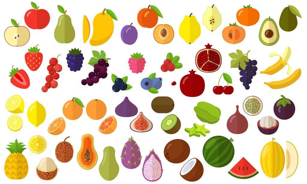 Φρούτα ιδανικά για δίαιτες