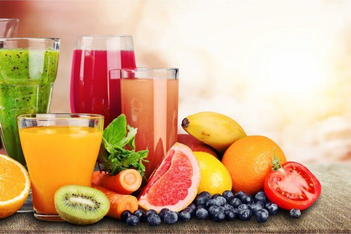 Θρεπτικοί χυμοί φρούτων