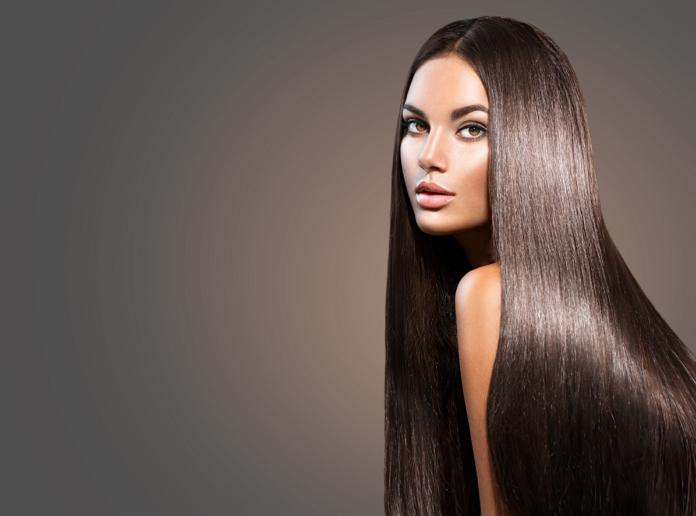 Περιποιημένα γυναικεία μαλλιά