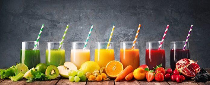 Φυσικοί χυμοί για σωστή διατροφή
