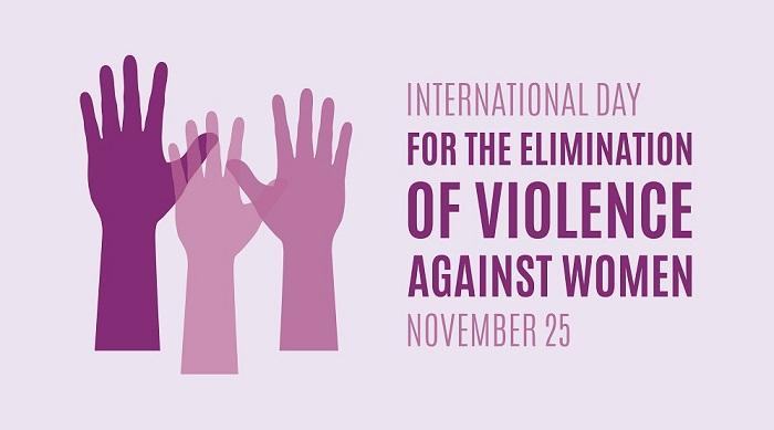 Παγκόσμια ημέρα βίας κατά των γυναικών