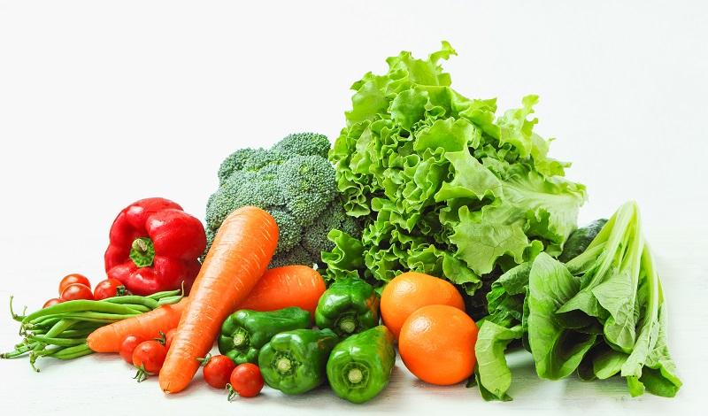 Διάφορα βιολογικά τρόφιμα