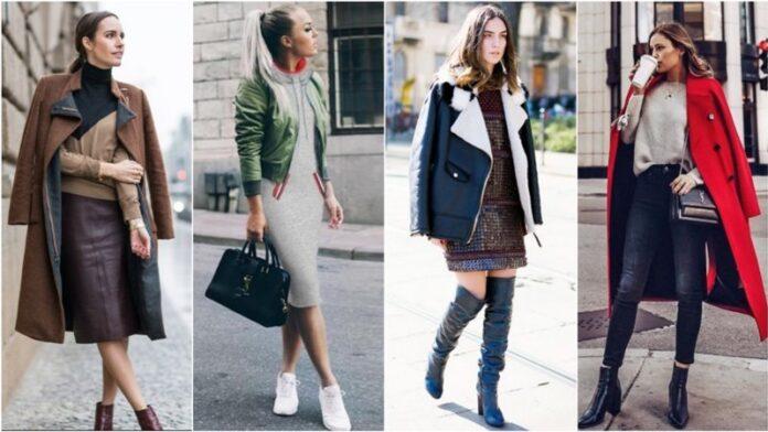 Γυναικείο στυλ στο ντύσιμο