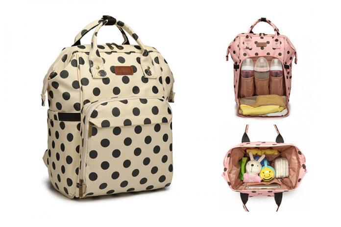 Γυναικεία τσάντα για νέες μαμάδες
