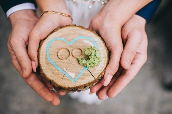 Οργάνωση γάμου από τη νύφη