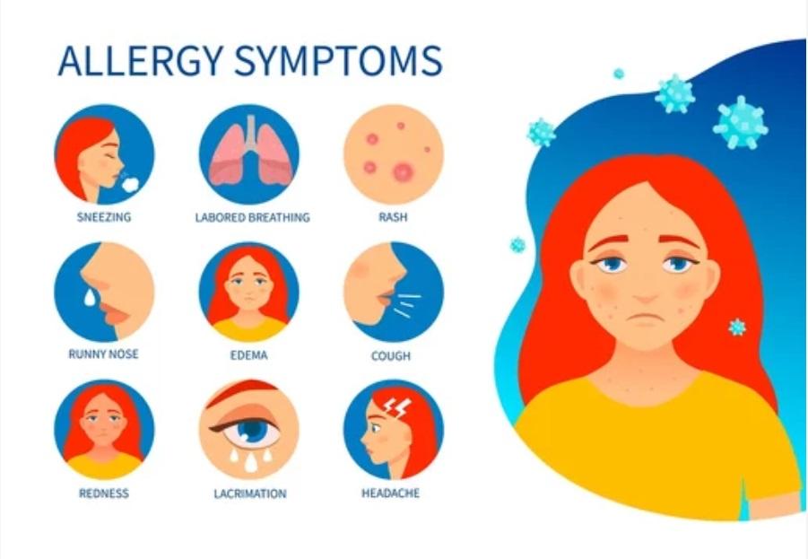 αντιμετωπιση και αιτιες αλλεργιας