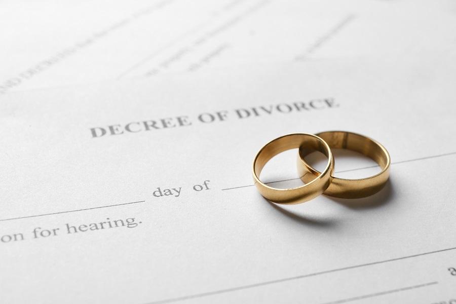 Χαρτιά διαζυγίου