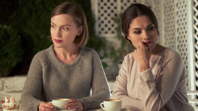 Γυναίκες που μιλάνε