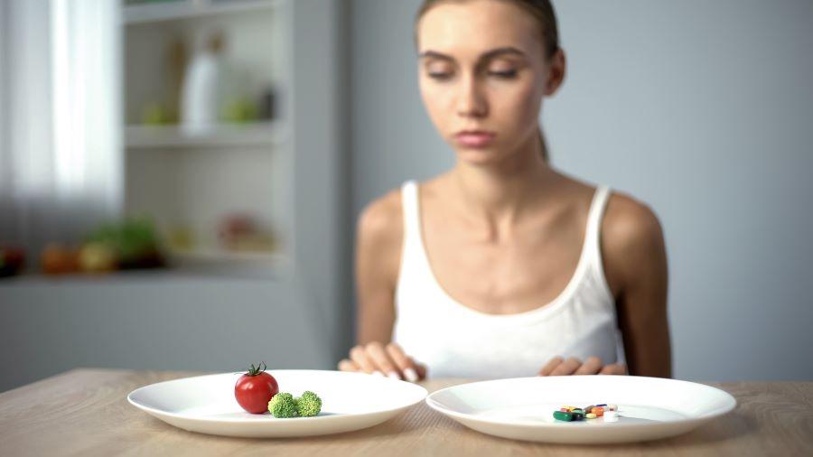 nevriki anorexia
