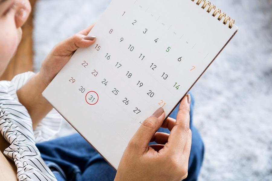 Ημερολόγιο περιόδου